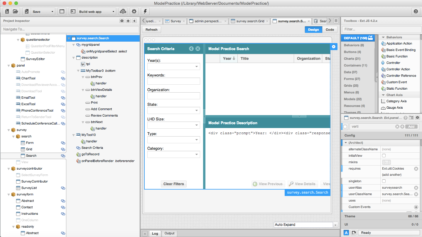 Sencha Designer  Download